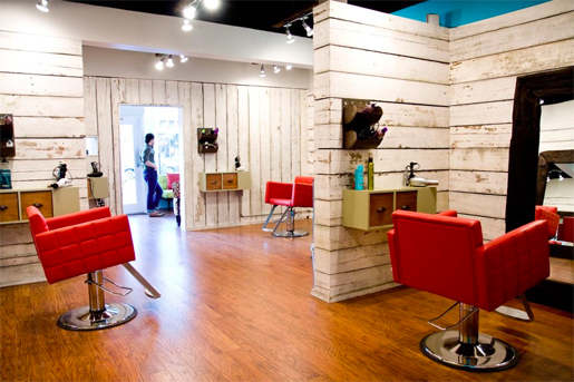 The high five salon cincy chic for A step ahead salon