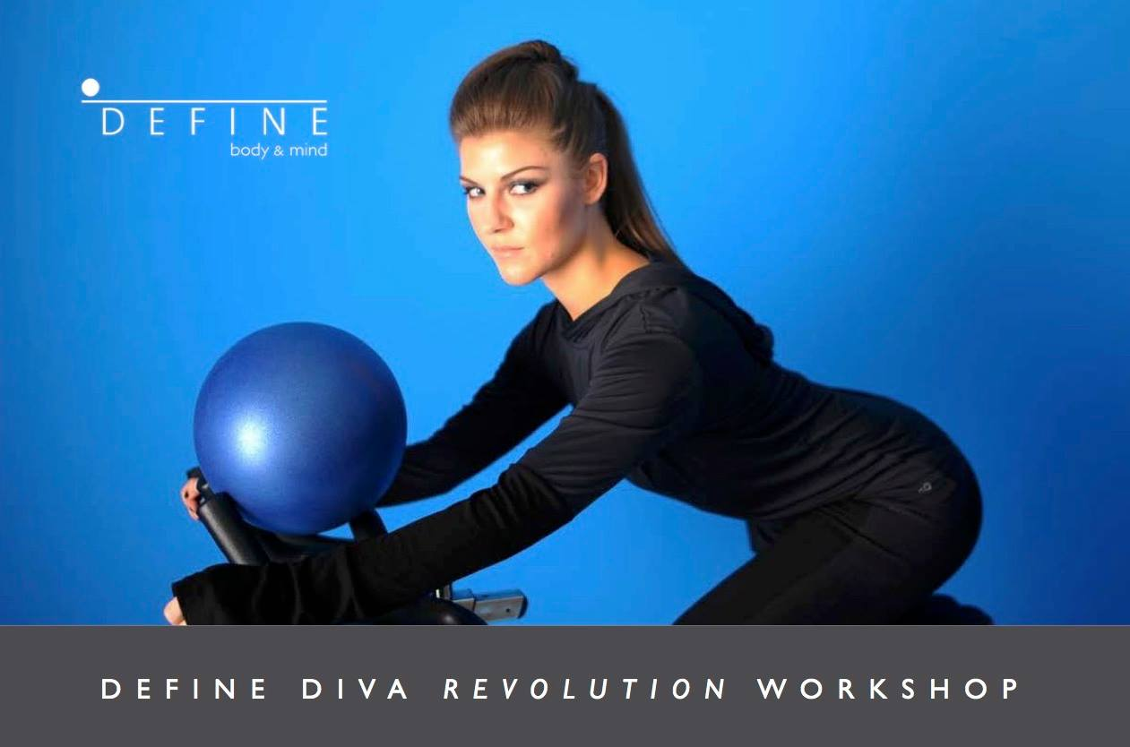 DEFINE body & mind just launched its Revolution Workshop to give you a total body workout.