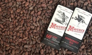 Maverick Chocolate Company is making delectable, locally-made chocolate right in its store.
