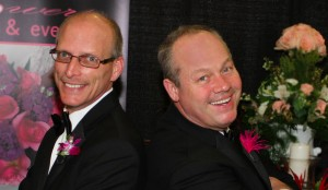 Jeff and Robert Green of {say i do} love weddings & events llc