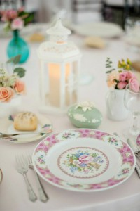 Vintage decor items available for rent through One Fine Day. (Photo by: Kortnee Kate Photography​)