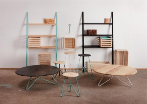 Home decor and furniture designed by Such + Such