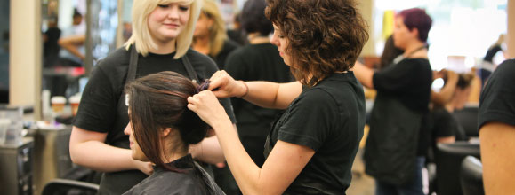 Creative Images prepares beauty students to start their careers in the industry.