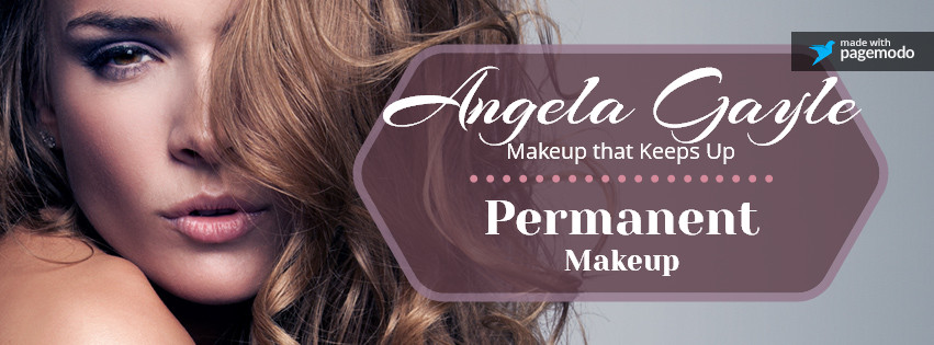 Angela Gayle Permanent Makeup applies permanent makeup for those who want to always look their best or suffer from a health condition that may prevent them from wearing makeup.