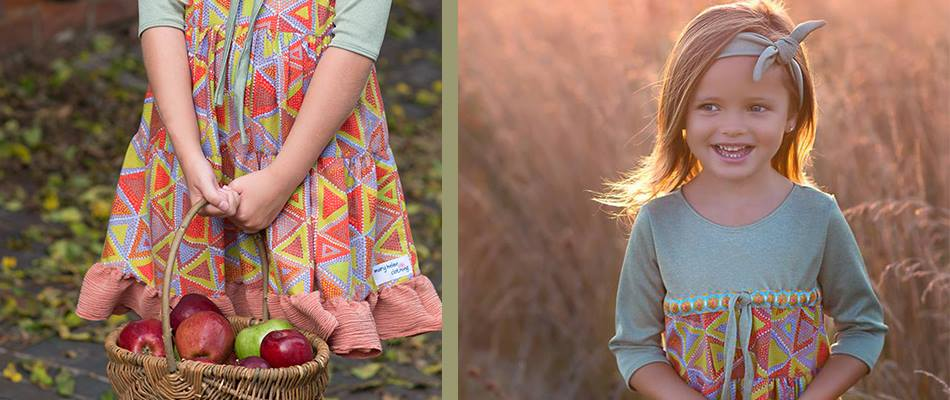 Mary Helen Clothing is a newly launched clothing line launched by a DAAP graduate that offers clothes for little girls and accessories for women.