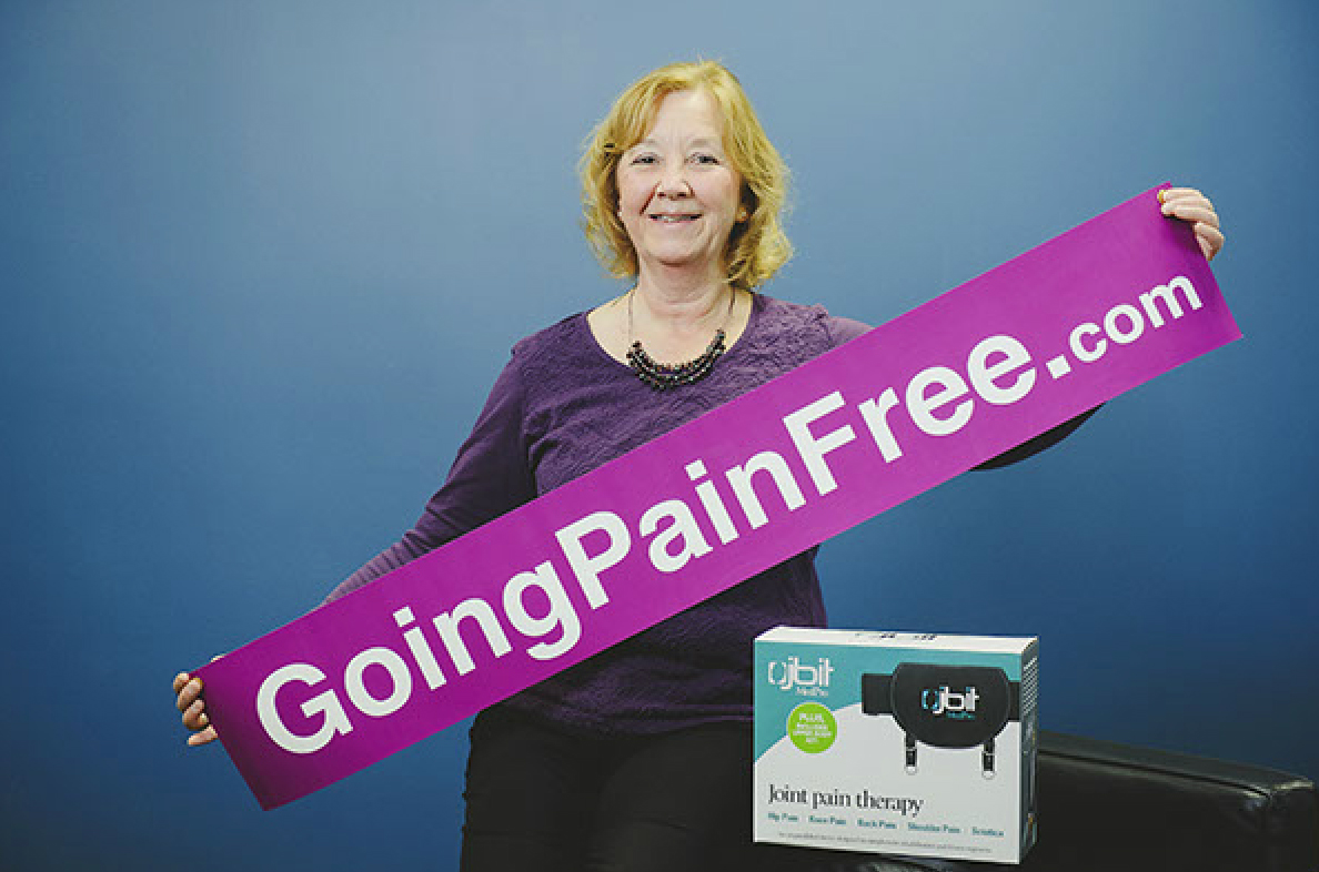 Bambi Merz, Founder of Going Pain Free