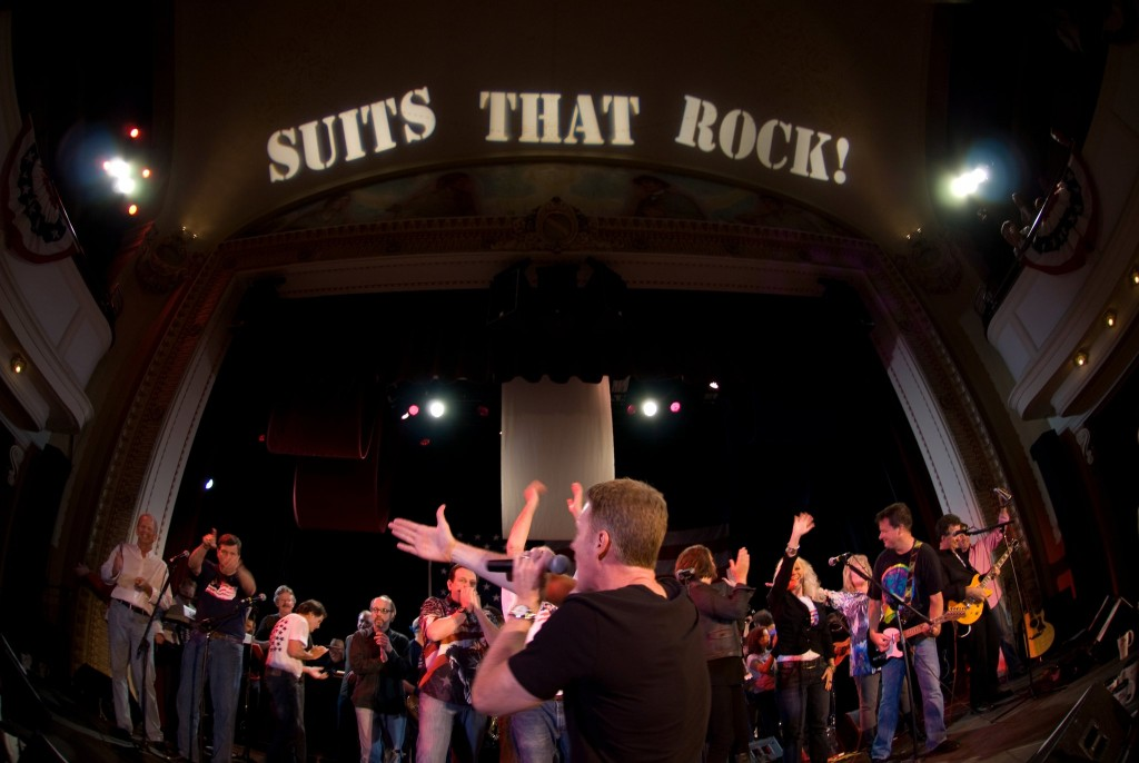 Suits That Rock 2015 is set for June 20 and 27