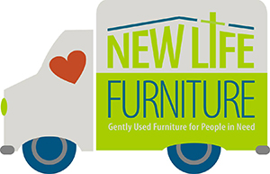 New Life Furniture provides free furniture to those transitioning out of homelessness.