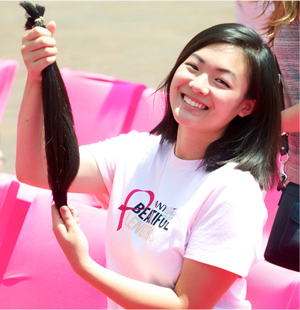 Pantene Beautiful Length's 8or8 event on August 3 will benefit