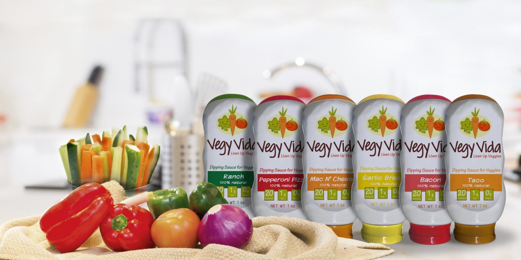 Veggie Vida offers a unique way to get kids to eat their vegetables.