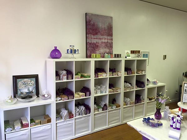The Plum Natural Soap Company offers several products that