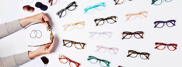 We're offering tips on how to choose the best eye glasses for your face shape.