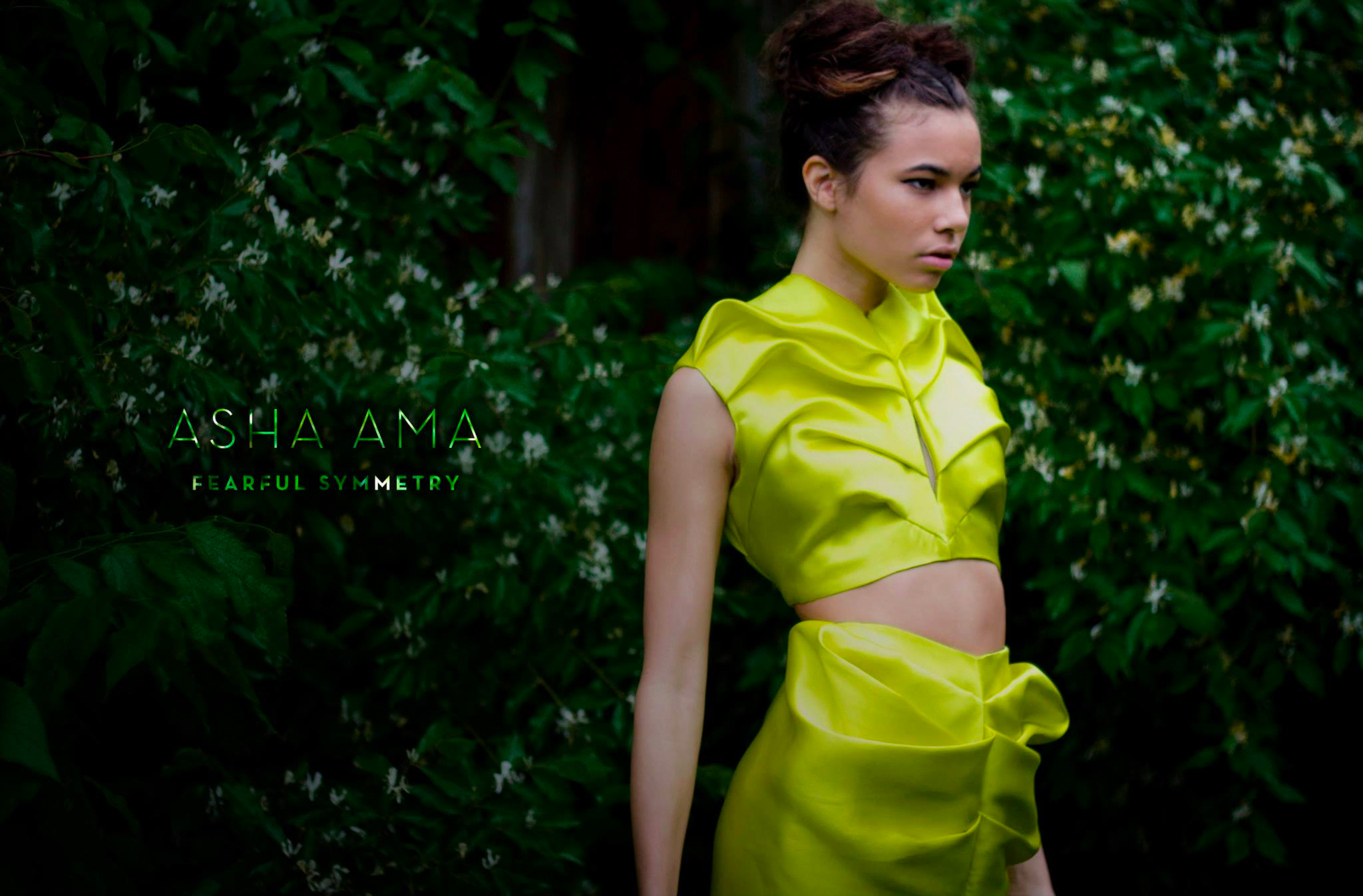 DAAP graduate and fashion designer Asha Daniels is launching her first collection on Dec. 1.