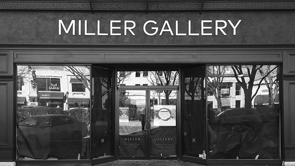 Miller Gallery is Cincinnati's oldest fine art gallery. It will soon reopen under new ownership and recent renovations.