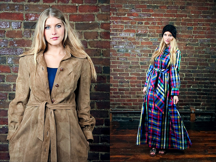 On the Prowl Vintage is an online-based Etsy shop that offers vintage clothing.