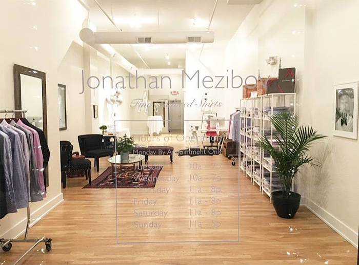 Jonathan Mezibov will host a pop-up shop open house event on Friday, Feb. 12 from 6-9 p.m. in Over-the-Rhine.