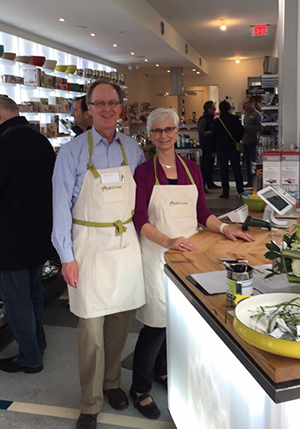 Artichoke was launched by husband and wife team Brad and Karen Hughes.