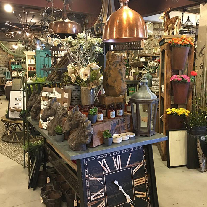 Rose & Remington Home offers home decor items in addition to its fashion boutique in Lebanon.