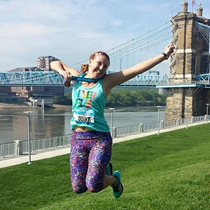 Activity has always been a major part of Leah Fuller's life - despite having Type 1 diabetes.