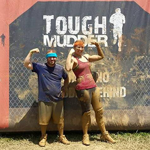 Leah Fuller completed a Tough Mudder as well as other obstacle races and half marathons.