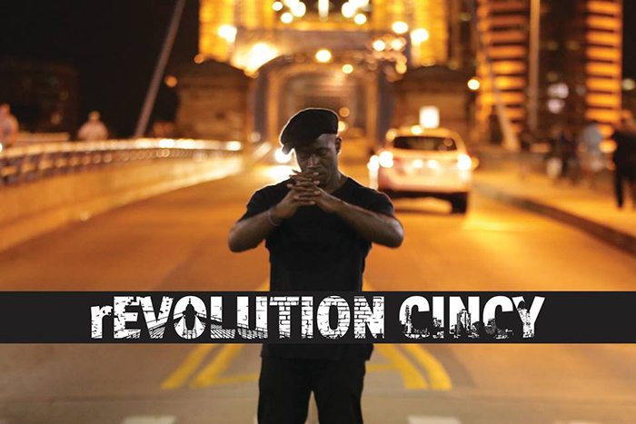rEVOLUTION CINCY aims to inspire Cincinnatians to be a change in their community.