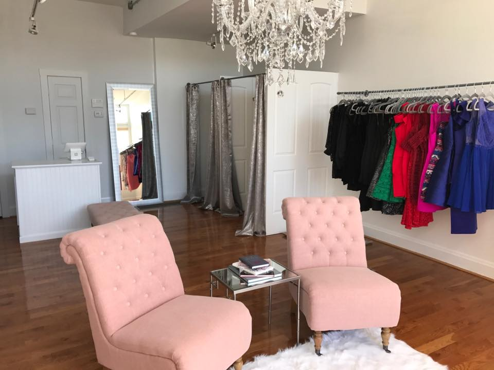 Finery Dress Boutique is a new dress rental storefront in Cincinnati.