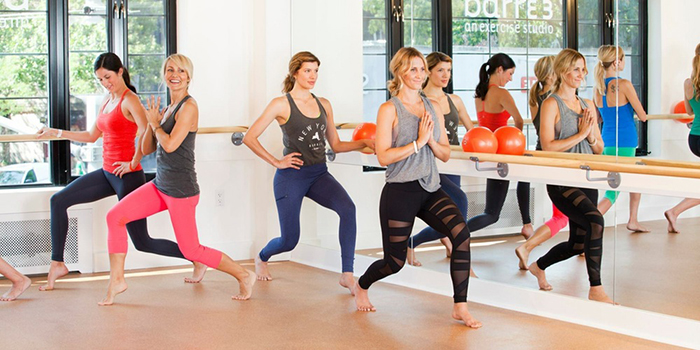 Barre3 recently opened a new fitness studio in Mariemont.