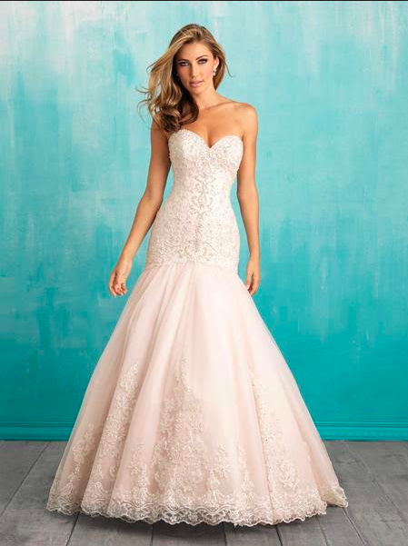 7c48f2a89b1a Wedding gown shopping can be an overwhelming experience. But knowing the  basic dress silhouettes for your body type and understanding how they  flatter your ...